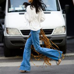 For all you blue jean babes—find out which jeans are right for YOUR body type