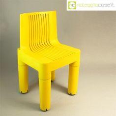 Kartell, sedia per bambini K1340, Marco Zanuso, Richard Sapper (1)