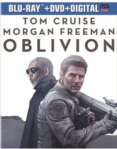 Oblivion DVD Review: Tom Cruise Sci-Fi Spectacle