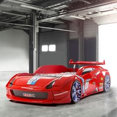 Kρεβάτι αυτοκίνητο GT 01 R Full Extra