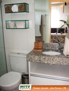 Apartamento Decorado em João Pessoa - Banheiro | Apartamento… | Flickr