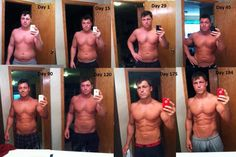 Hard to believe. Look at this incredible body transformation.
