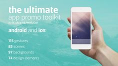 18 Best App Promo Video Templates images in 2016 | Mobile app