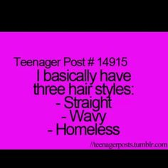 mainly homeless