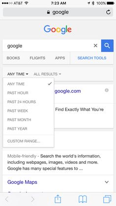 Google is removing yet another search option filter, but this time, it is only…