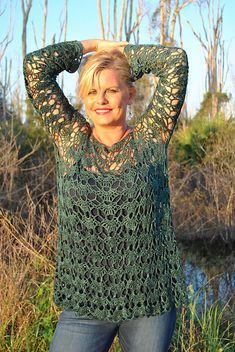 Ravelry: Sweet Clara 2.0 Long Sleeve Pullover pattern by Kristin Omdahl