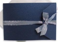 Eco-friendly invitations