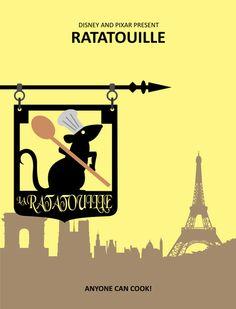 RATATOUILLE - PIXAR - DISNEY » Leo Romeu