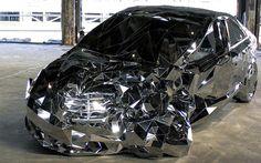Mercedes, jakiego nie widziałeś. Iluzja to mało powiedziane - 7 - o2 - Serce Internetu