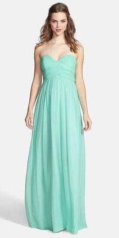 REVEL: Chiffon Bridesmaids Dress