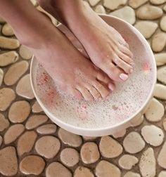foot soaking meditation