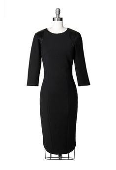 The Jeannette Dress,