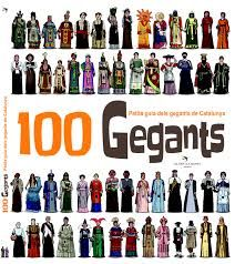 100 gegants, d'Heribert Masana. El Cep i la Nansa ed.