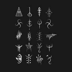 'Bloodborne caryll runes ' iPhone Case by DigitalCleo Runes, Tatoos, Dark Souls, Lovecraftian, Dark Fantasy, Soul Game, Video Game Art, Soul Art, Bloodborne