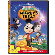 Playhouse Disney Mickey Mouse Clubhouse: Mickey's Treat DVD