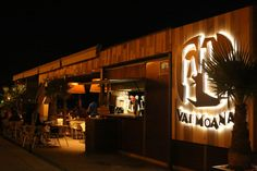 Chiringuito Vai Moana (Foto by styleinlima.net). #barcelona #beachbar #chiringuito #gastronomia