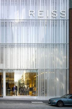 Squire & Partners Reiss HQ, London, UK