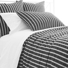 Parker Duvet Cover by Pine Cone Hill Shale - PC550-FQ