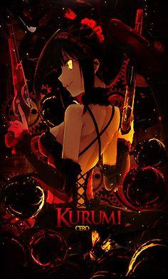 Kurumi Tokisaki by CeroSigs