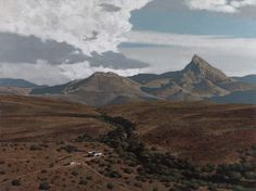 Kai Fine Art is an art website, shows painting and illustration works all over the world. John Meyer, Old Commercials, South African Artists, Commercial Art, Modern Landscaping, Mountain Landscape, Virtual Tour, Artist At Work, Painting Inspiration