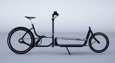 Busybike - Douze Cycles traveller :: Transportfiets voor goederen en pakketten :: deelbaar!!