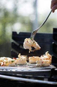 Scampis grillés dans une marinade brésilienne | Spar