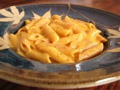 Sweet Potato and Brie Macaroni and Cheese by amelia
