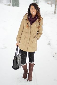 Must-have Warm Coat