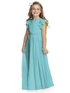Flower Girl Dress FL4038 http://www.dessy.com/dresses/bridesmaid/fl4038/