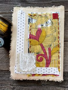 Journal Art — Carol Ann Webster Art Journal Techniques, Favorite Words, My Favorite Things, Carol Ann, Art Journal Pages, Paper, Fiber Art, Artist, Fabric