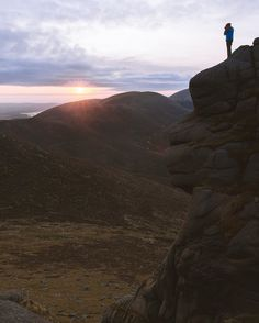 Joe Ladrigan adds a new entry to our summits bucketlist, with tips for tackling the scramble to the top of Slieve Bearnagh in Northern Ireland's moody Mourne Mountains