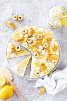 Lemon Cheesecake mit Mini Croissants New York Cheesecake American Style Zitrone Dr. Oetker No Bake #cheesecake #lemon #lemoncheesecake #minicroissants #DrOetker #DrOetkerCheesecake #newyorkcheesecake #zitronencheesecake #käsekuchen #zitronenkuchen #nobake #newyorkathome #newyork
