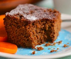 6. Gingerbread cake | Community Post: 49 Vegan & Gluten Free Recipes For Baking In October