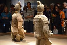 If you are in #California, the Terra Cotta Warriors of #China are going on a roadshow there. #History