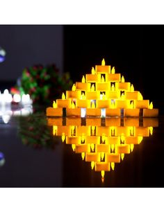 Make your moments more special and memorable with creative Remote controlled Led Candles