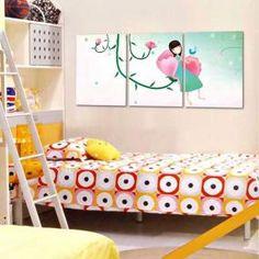 39 fantastiche immagini su quadri per bambini abstract drawings abstract paintings e art wall - Quadri per camera bambini ...