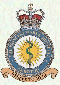 RAFH Akrotiri. Military Cap, Military Insignia, Air Force Nurse, Raf Bases, Forearm Sleeve, Nurse Badge, Air Planes, Royal Air Force, Coat Of Arms