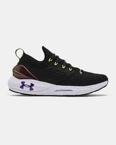 Men's UA HOVR™ Phantom 2 Colorshift Running Shoes, Black Soccer Training, Running Training, Boys Shoes, Men's Shoes, Top Basketball Shoes, Phantom 2, Running Shops, English Men, Underwear Shop