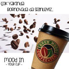 Brew Mood Bornova Süvari caddesine de geliyor :)Beklediğine değecek Bornova... www.brewmood.com.tr #brewmoodcoffee #coffee #tea #brewmood #yakındageliyor #bornova