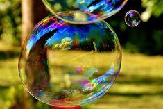 Soap Bubble, Huge, Large