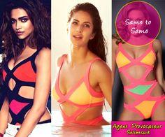 Katrina Kaif in Bang Bang or Deepika Padukone: Who wore the swimsuit better?
