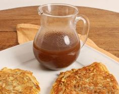 A seasoned sauce that goes well with many egg dishes but especially with Egg Foo Yung to add a savory flavor to the eggs. Sauce Recipes, Chicken Recipes, Cooking Recipes, Egg Foo Young Gravy, Asian Recipes, Oriental Recipes, Chinese Recipes, Chinese Food, Asian Cooking