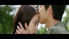 Nice Guy EunMa's forehead kiss.. ini walau hanya forehead kiss.. tp entah liatnya romantisssszsz bangeeetttt #SongJoongki #MoonChaewon #chaeki #chaekicouple #kangmaroo #seoeungi #eunma #TheInnocentMan #NiceGuy