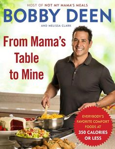 Just in... From Mama's Table... and selling fast! http://www.pwrplaysonlinepalace.com/products/from-mamas-table-to-mine-everybodys-favorite-comfort-foods-at-350-calories-or-less?utm_campaign=social_autopilot&utm_source=pin&utm_medium=pin