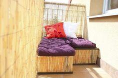 Arredamento balcone di casa - Arredi per balcone fai da te