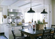 Get the Look: French Industrial Country Kitchen | Kathy Kuo Home