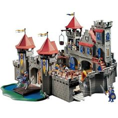 playmobil falcon knights castle new toys for kids. Black Bedroom Furniture Sets. Home Design Ideas