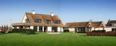 witte villa riet stucwerk30 arend groenewegen architect
