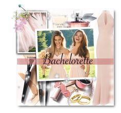 """Dress Rachel for the Bachelorette!"" by matildiwinky ❤ liked on Polyvore featuring Lancôme and Exclusive for Intermix"