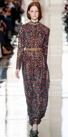Runway Looks We Love: Tory Burch - Tory Burch from #InStyle